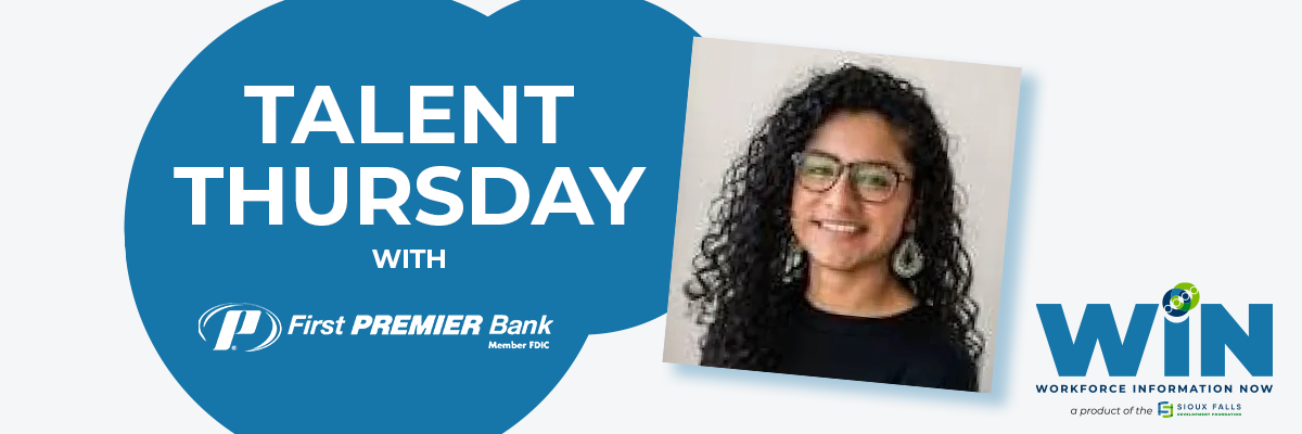 Talent Thursday with First PREMIER Bank