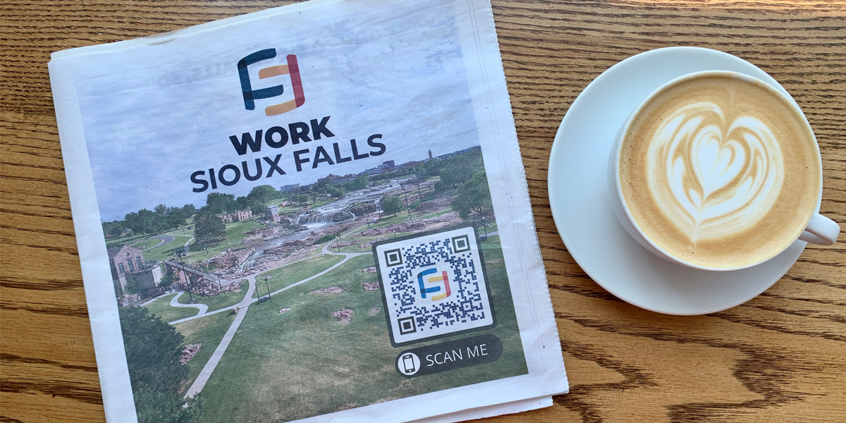 """Development Foundation launches """"WORK Sioux Falls"""""""